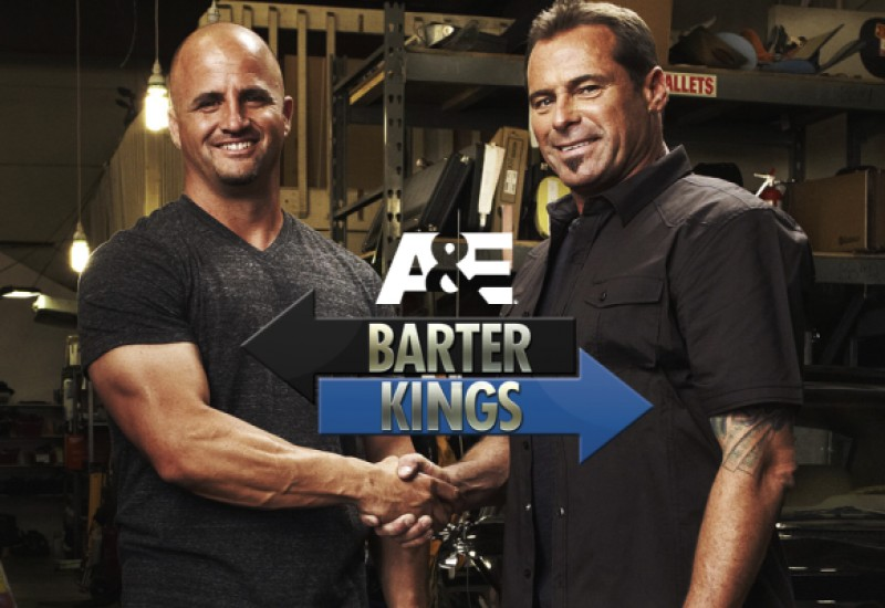 Barter Kings hit TV Show recently on TV promoting Bartering to millions of viewers